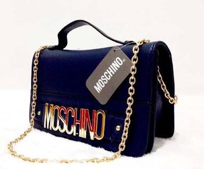Tas Moschino Original Branded Model Terbaru Limited Edition - Free ... a5b2911888