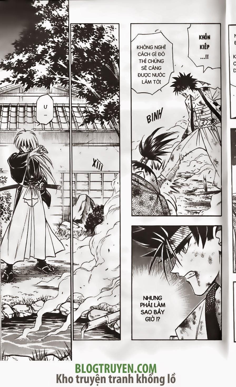 Rurouni Kenshin chap 161 trang 12