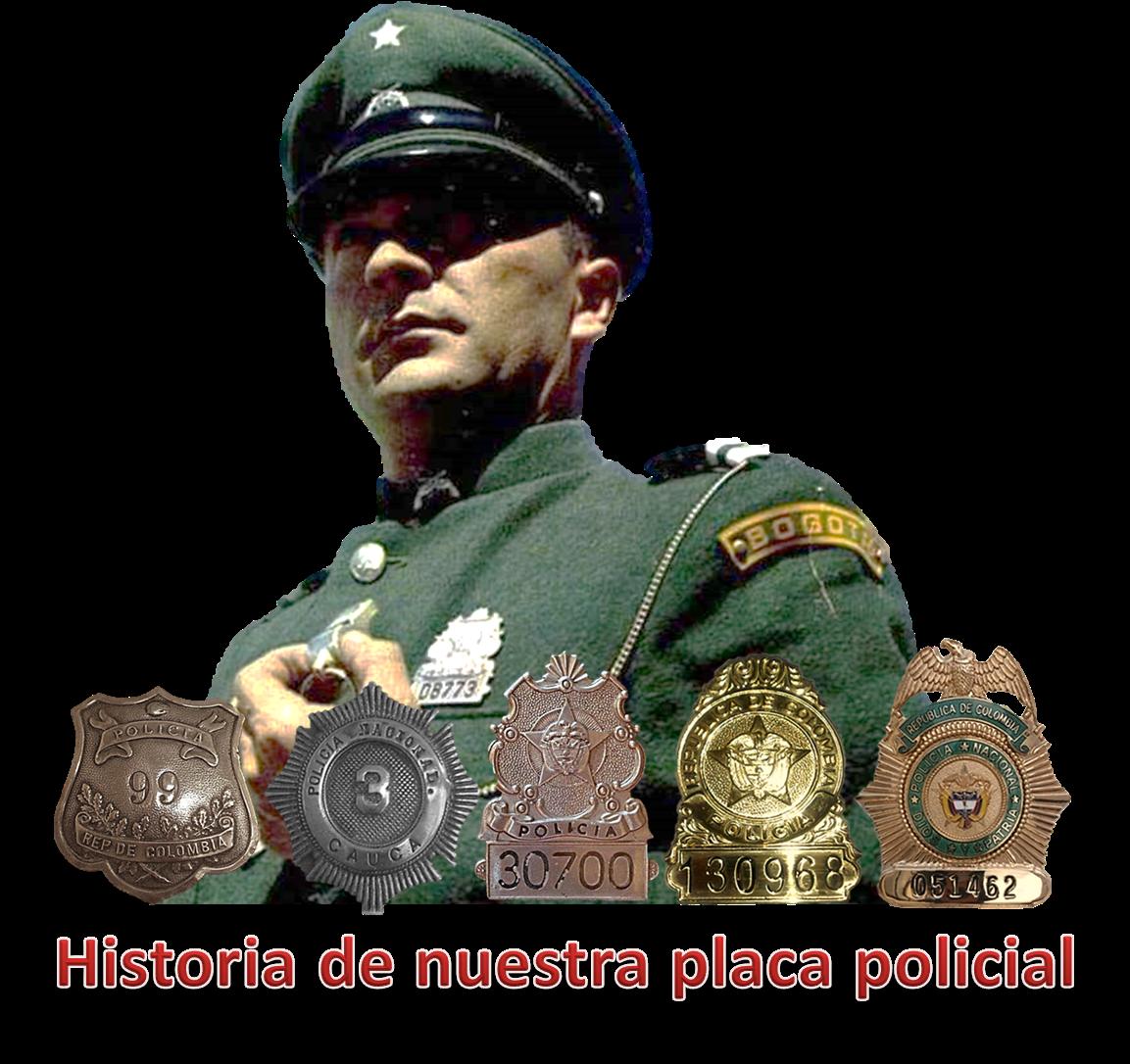 Momentos de historia de la Policía Nacional de Colombia : Historia ...