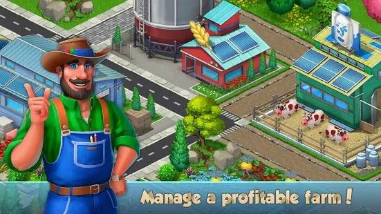 Mega Farm Apk+Data Free on Android Game Download