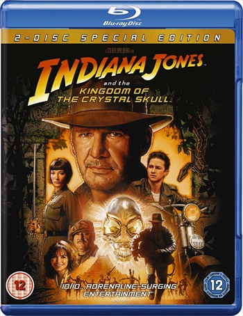 The Kingdom of the Crystal Skull 2008 Dual Audio Hindi 720p BluRay 850mb