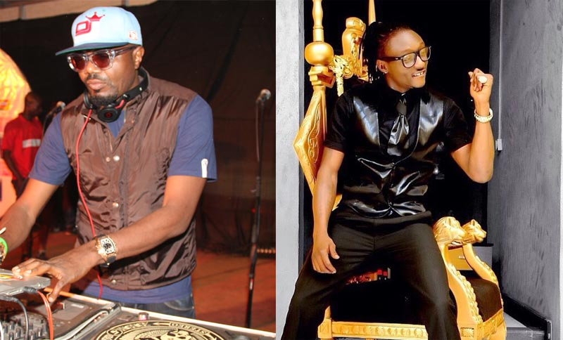 Video: Drama as Terry G slaps DJ Jimmy Jatt's apprentice DJ for stopping his song during show