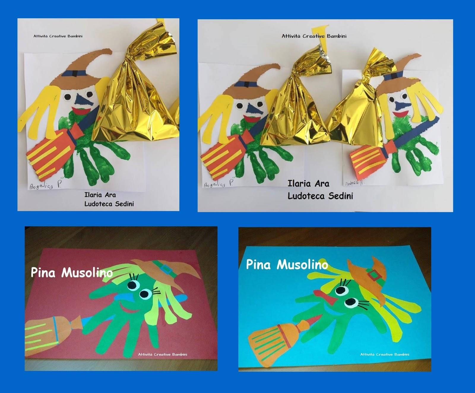 Favorito Attività Creative Per Bambini CO87