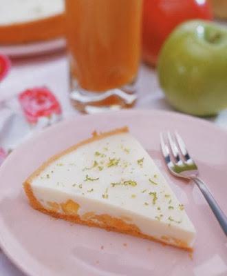 receita de torta de iogurte
