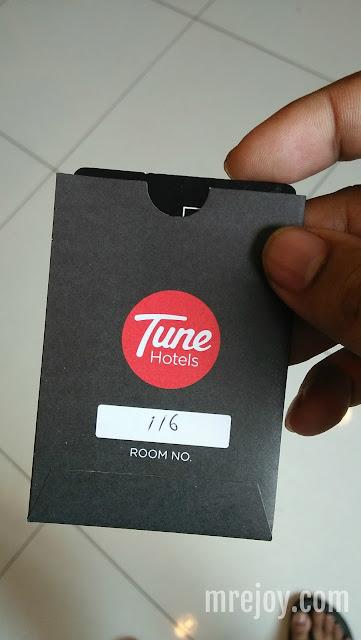 Bercuti di tune hotel danga bay johor bahru