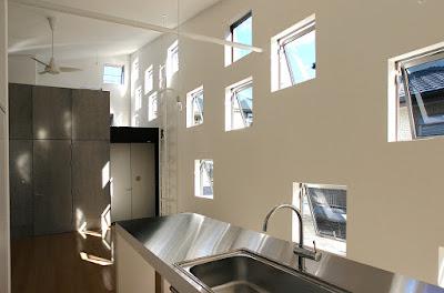 decoração area de ventilação