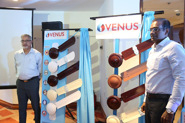 Venus Home Appliances forays into fan market
