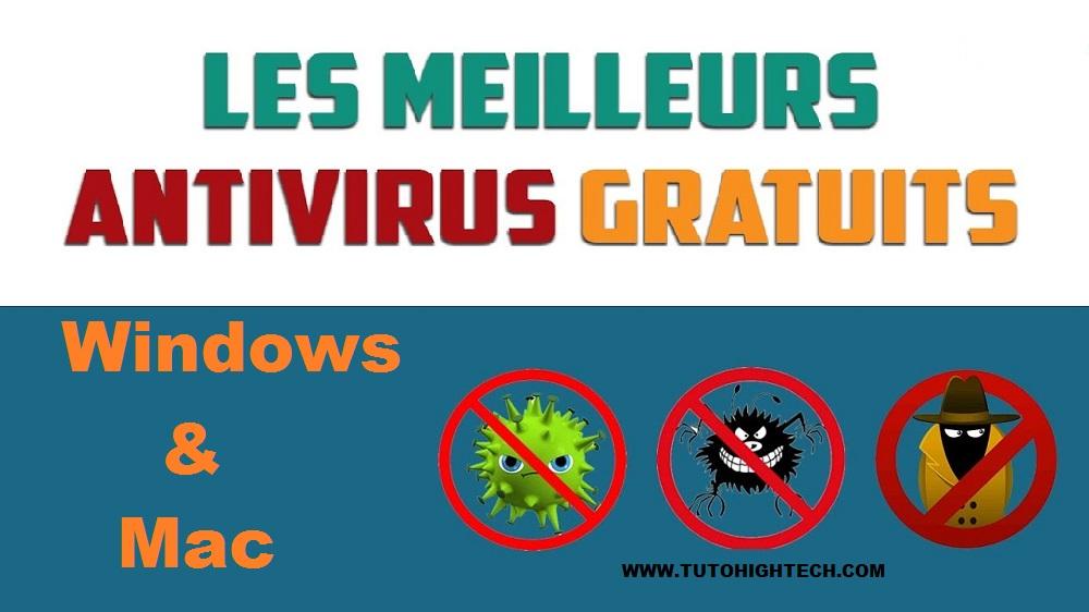Les meilleurs antivirus gratuits pour PC (Windows & Mac)