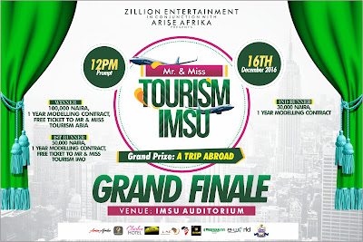 Mr and Miss Tourism Imsu set to light up Imsu community