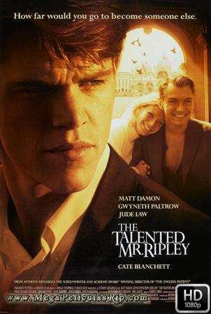 El talento de Mr Ripley 1080p Latino