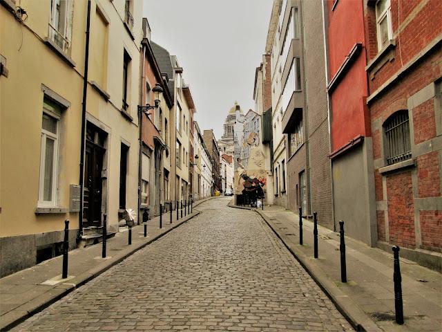 Les Marolles Bruxelles