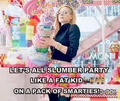 Avril Lavigne....Harmless, just good fun or sexist, racist ...