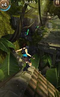 Lara Croft Relic Run APK MOD