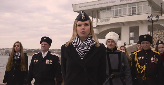 Руси са Крима обратили се Србима поводом годишњице бомбардовања (ВИДЕО)