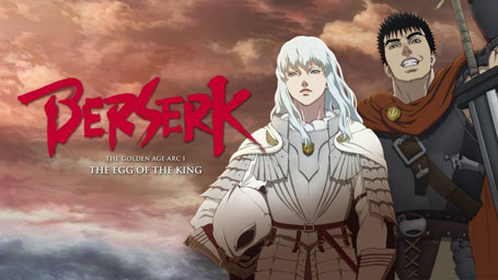 Berserk Golden Age Arc I Subtitle Indonesia