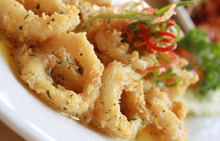 Resep Masakan Cumi Goreng Tepung Renyah Dan Sederhana