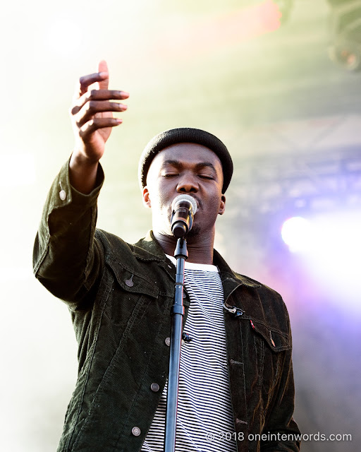 Jacob Banks on the Fort York Stage at Field Trip 2018 on June 2, 2018 Photo by John Ordean at One In Ten Words oneintenwords.com toronto indie alternative live music blog concert photography pictures photos