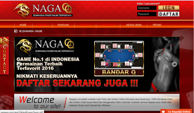 Nagaqq | Bandarq Online | Aduq Online | Dominoqq Online Terbaik
