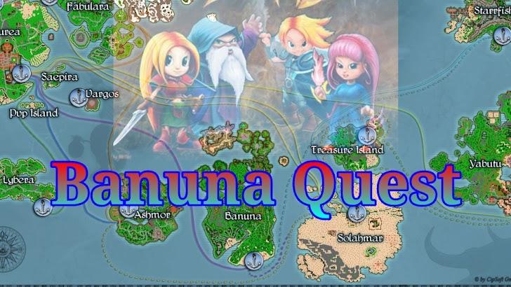 Quest Npc Herbold Di Pulau Banuna (The Initiation)