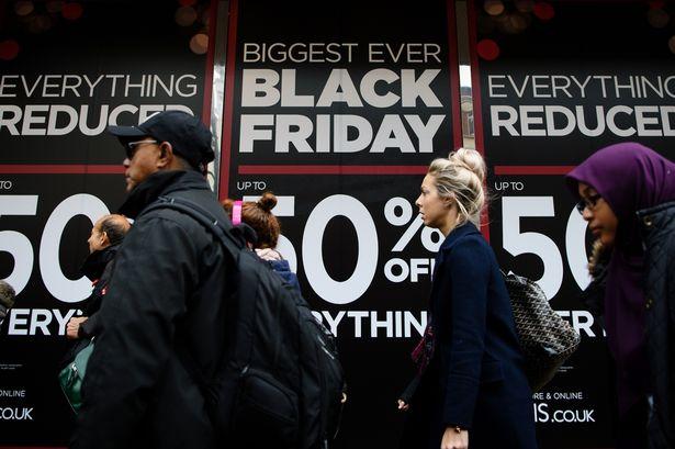 【購物攻略】2020 年英國 Black Friday 黑色星期五折扣懶人包-AllSaint, Saint Laurent, Loewe...(持續更新)