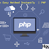 Learn Php With Easy Method Instantly    PHP Sessions