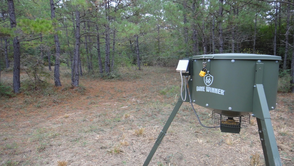 Frank's outdoors   : 2012 Spring time lease maintenance