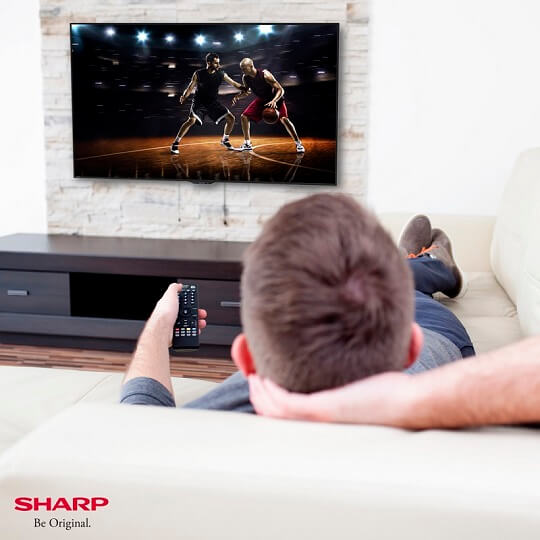 Sharp Introduces Set of Audio and Visual Products for Valentine's Day