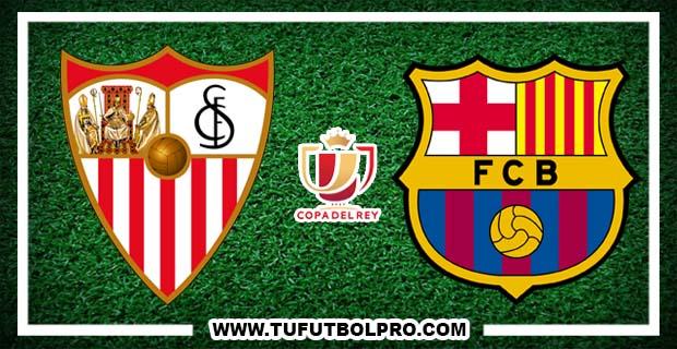 Ver Sevilla vs Barcelona EN VIVO Por Internet Hoy 21 de Abril de 2018
