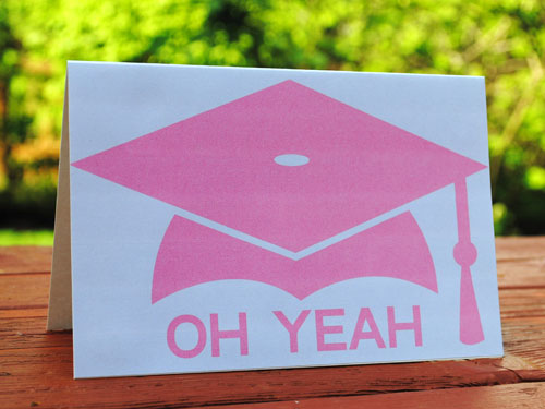 free graduation card