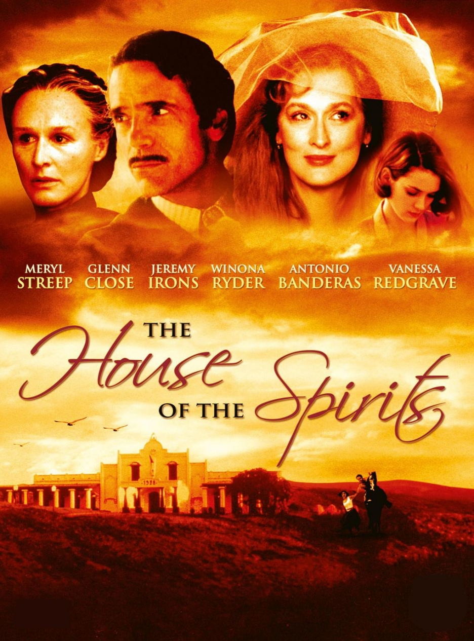 beloved books becoming films      the house of the spirits