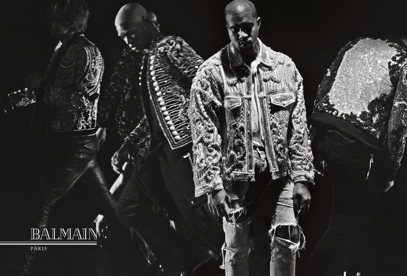 Balmain Fall/Winter 2016 Campaign