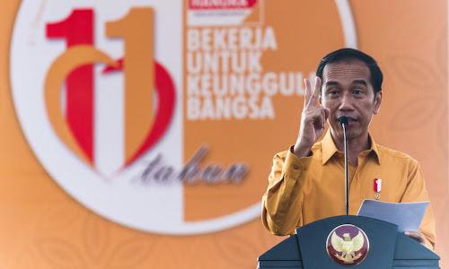 Survei SMRC: Duet Jokowi-Prabowo di Pilpres 2019 Jadi Idaman Publik