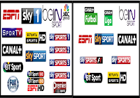 VLC iptv Sports Rai ESPN BBC CNN NFL NBA
