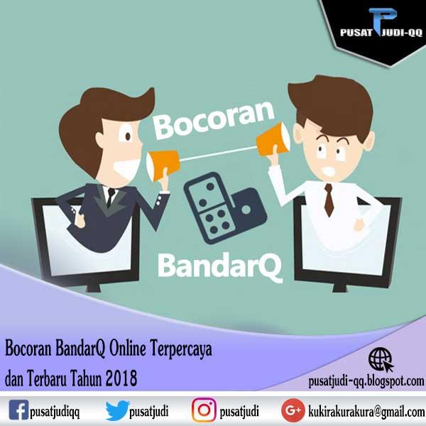 BandarQ Online Terpercaya 2018