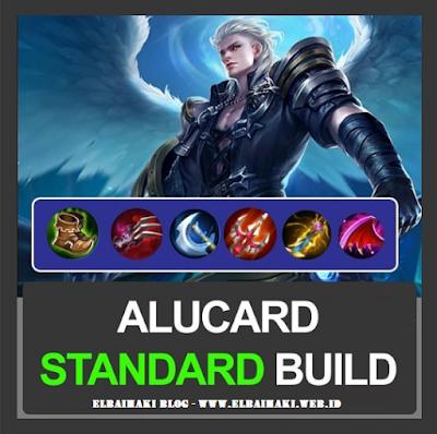 Standart Build Alucard Mobile Legends, Lifesteal dan Sulit Mati