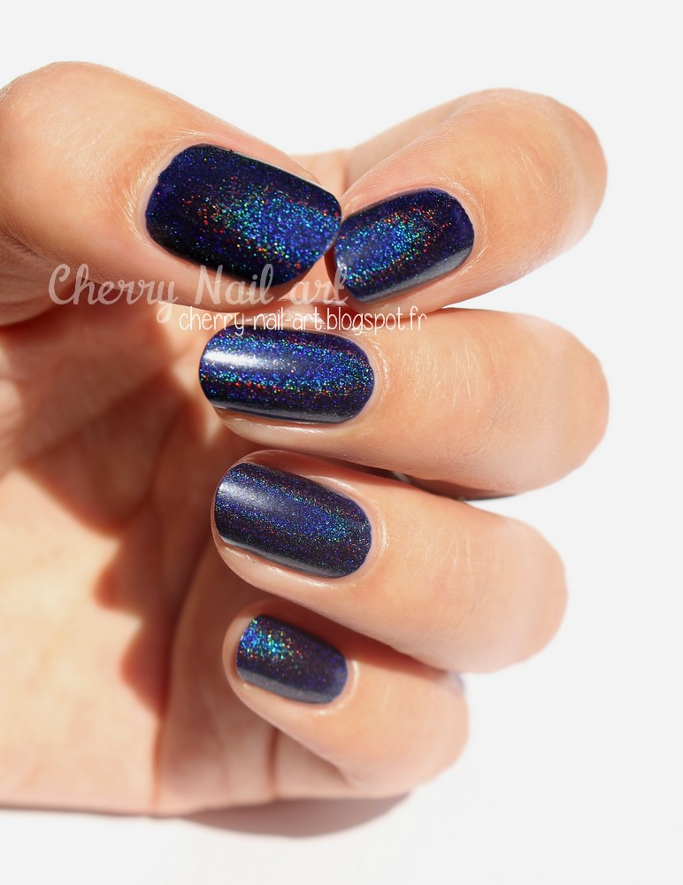 vernis F.U.N. lacquer Starry night of the summer holo