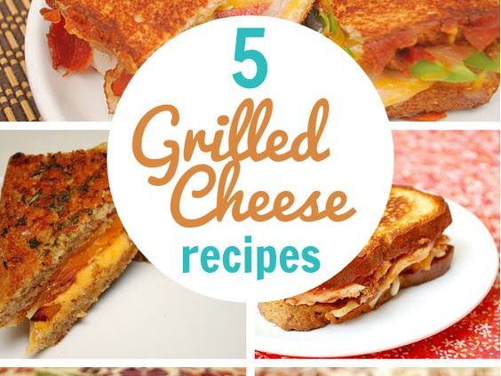 Round Up: Grilled Cheese Glory