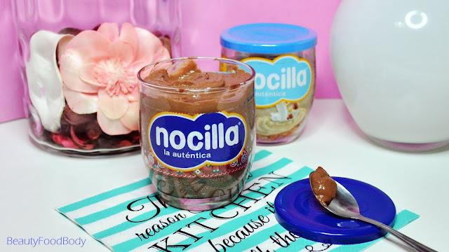 receta nutella nocilla crema cacao light sana fit proteinas