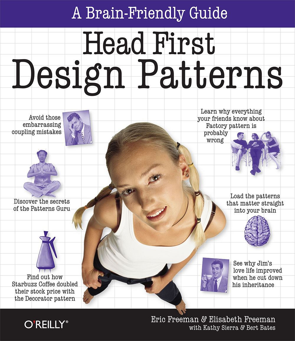Head First Design Patterns Awesome Design