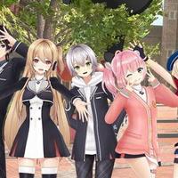 Virtual-san wa Miteiru 11  online