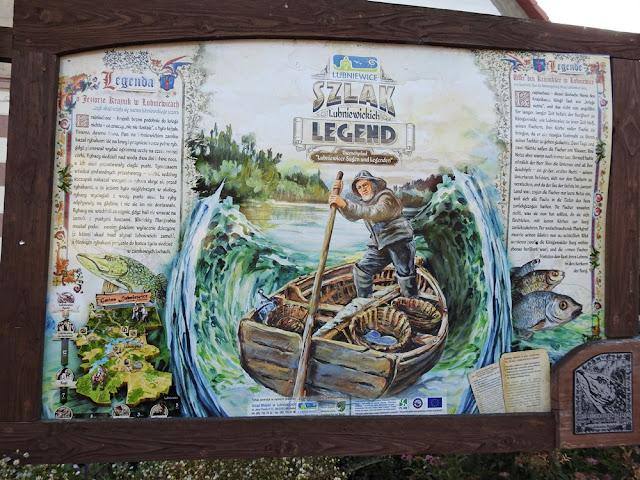 Warto poznać legendy rodem z Lubniewic.