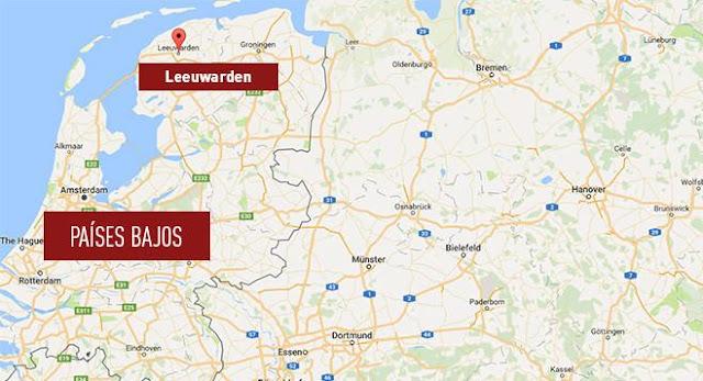 Detienen a un hombre que amenazaba con detonar una bomba en un centro comercial en Países Bajos