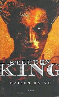 Naisen raivo - Stephen King