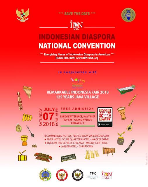 Click here for 2018 INDONESIAN DIASPORA NATIONAL CONVENTION