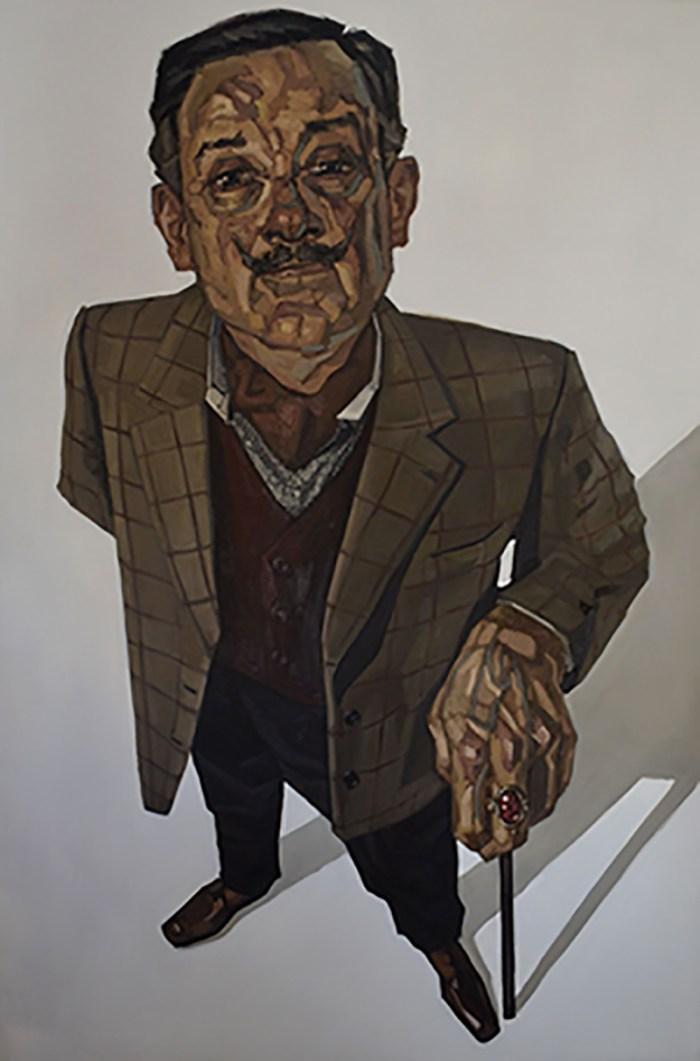 Испанский художник. Diego Cerero