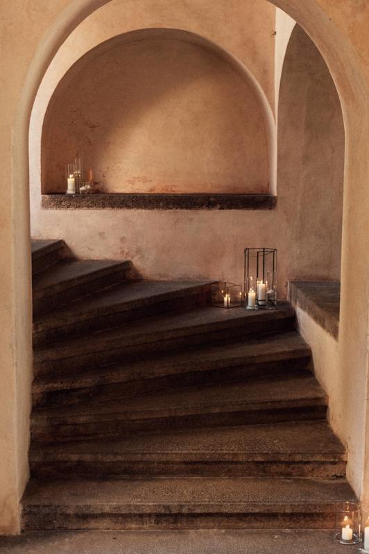 erase una vez en un castillo al norte de Italia