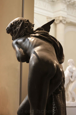 Sculptures, Adonis, Aphrodite, Myrrha, Louis Bertola, adonis nu, dieux, myrrhe, balsamier,