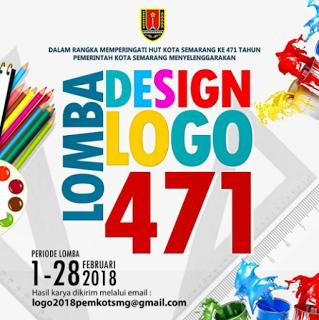 [Gratis] Lomba Desain Logo Nasional 2018 di Pemkot Semarang