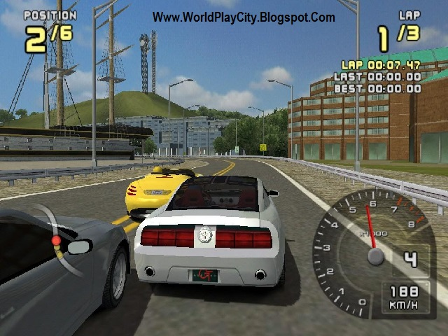 Ford Racing 2 PC Game Free Download