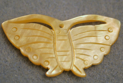 Mother of Pearl Butterfly (Tori Sophia) :: All Pretty Things